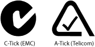 Australia_New_Zealand Compliance Mark