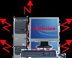 Emission Image